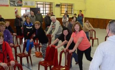 Más actividades para los Adultos Mayores