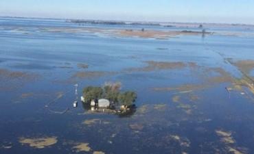 Inundaciones en la provincia: obras sin terminar y cambio del régimen climático