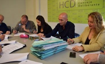 La 10° Sesión Ordinaria del Concejo tendrá 23 temas sobre tablas