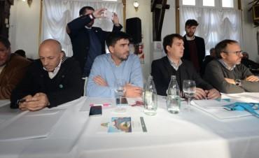 Ezequiel Galli participó de un nuevo Foro de Intendentes
