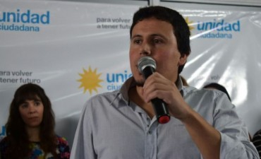 Campaña: Lanzan lista de Unidad Ciudadana