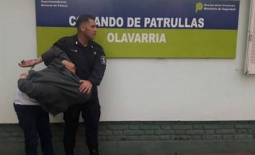 Se dio a conocer la identidad del sujeto que cometió un raid delictivo durante la madrugada