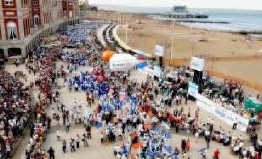 Bonaerenses: la delegación local lleva cerca de 350 personas