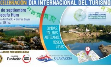 En Sierras Bayas se festejerá el Día Internacional del Turismo
