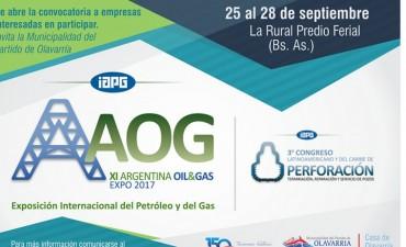 Expo Oil & Gas: últimos días de la convocatoria a empresas locales