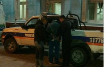 Ex director de la banda infanto  juvenil de Olavarría detenido por intento de robo