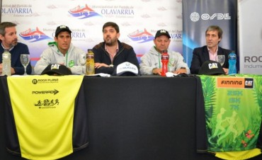 "ISe viene la 7° Hi Race ""Desafiá a Sierras Bayas"""