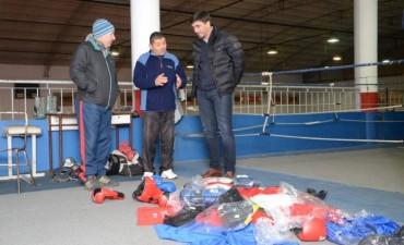 El boxeo crece en Olavarría