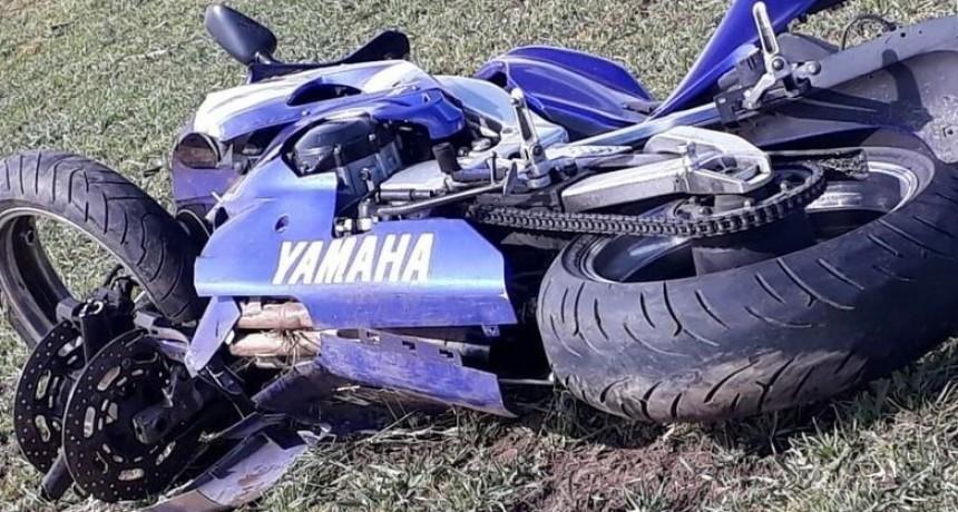 Un olavarriense  falleció cuando viajaba a un motoasado en Gonzáles Cháves