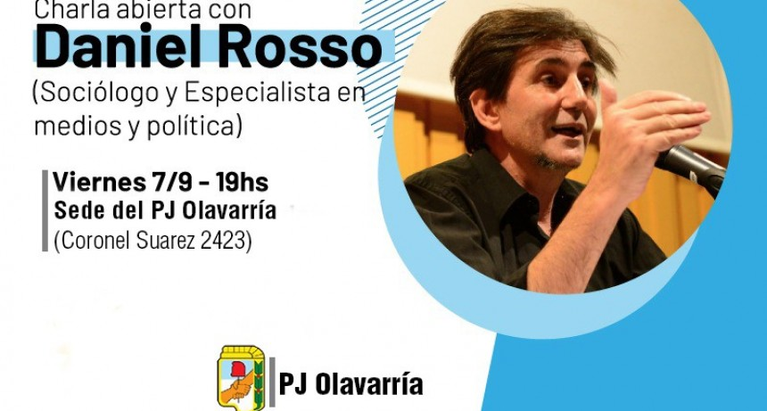 Ex subsecretario de medios de Kirchner dará una charla en Olavarría