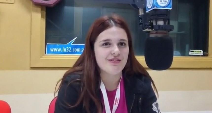 'Dos días en tu futuro': Radio Olavarría recibió a una estudiante