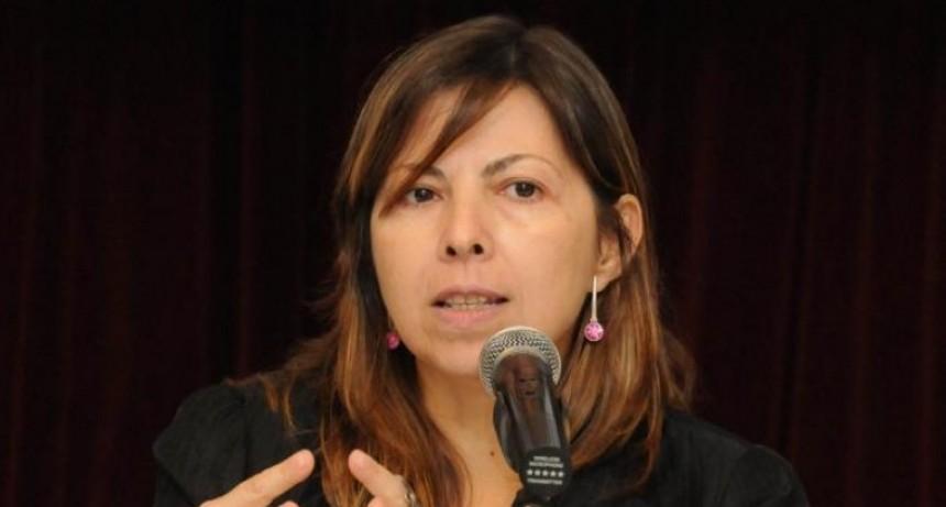 Silvina Batakis en Olavarría