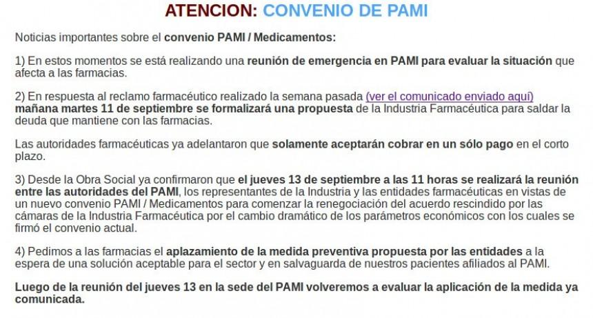 Finalmente las farmacias no cortarán el servicio a PAMI