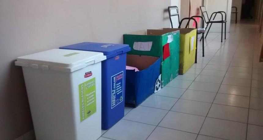 Más de 23 mil kilos de papel y cartón reciclados en 2018