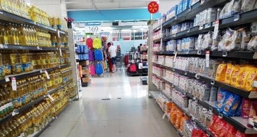 Olavarría: Los precios de los alimentos subieron más del 5% entre Julio y Agosto