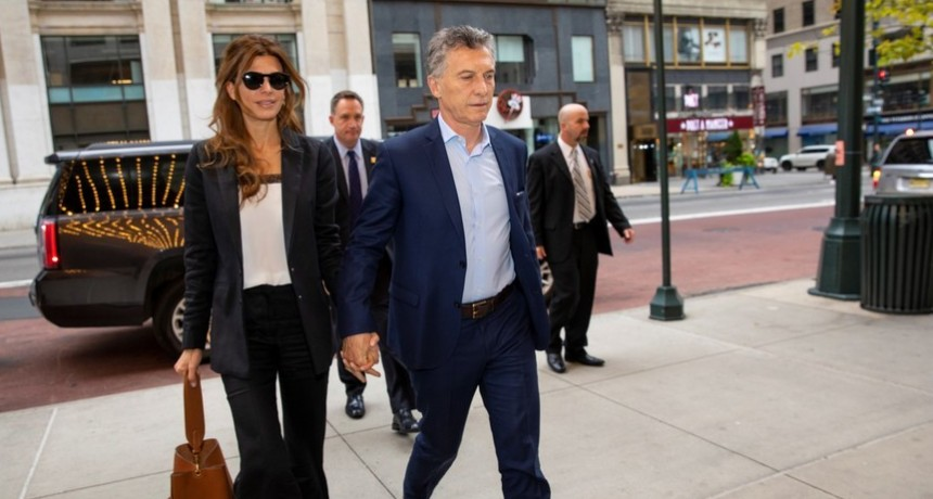 Macri: ' vamos a contarles el buen futuro que tenemos los argentinos'
