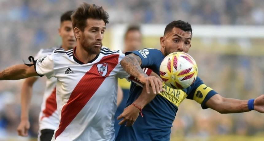 Fútbol:River se quedó con el clásico