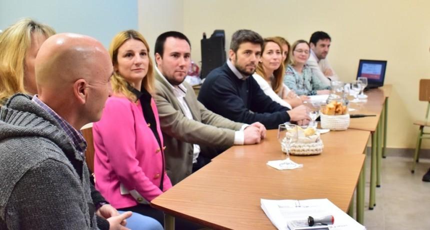 Sesión constitutiva del Concejo Deliberante Estudiantil