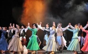 El Ballet Folklórico Municipal celebra sus 20 años