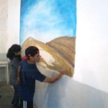 Internos de la Unidad Nº 38 concurrieron al Centro Cultural de Sierra Chica