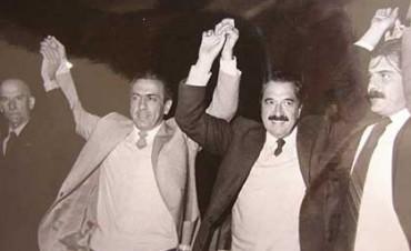 """""""Estos 30 años de democracia, conseguirlos, no ha sido nada fácil"""""""