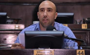 Diputados aprobó proyecto de Valicenti sobre juego compulsivo