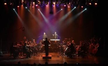 "La Sinfónica Municipal presentó ""Progresión Sinfónica"""