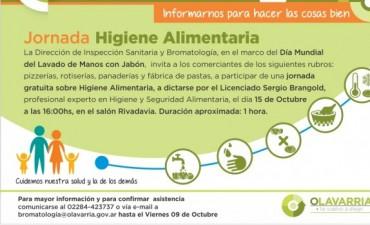 Jornada gratuita sobre higiene por el día mundial del lavado de manos