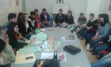 Funcionarios del Ejecutivo se reunieron con Concejales Estudiantiles
