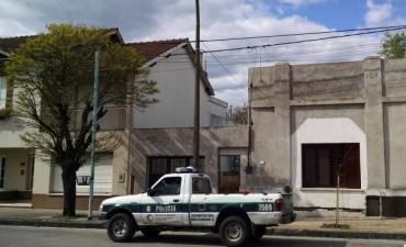 Avanza la investigación por la muerte en una casa de calle Hornos
