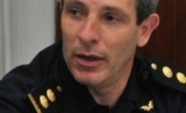 Policía: El Comisario Mayor Luis Albertario a cargo de la Coordinación Olavarría