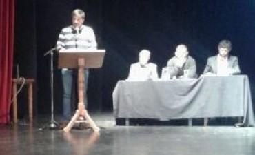 Galli dijo que una audiencia para la tarifa del agua es inédita en Olavarría y adelantó obras en cloacas