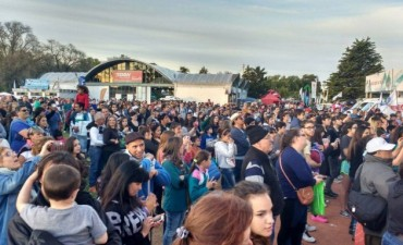 Unas 20 mil personas asistieron a la Expo 2016