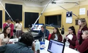 Jornada de donación voluntaria de sangre en el Colegio Rosario