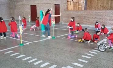 Educación vial: el rol de los niños como multiplicadores