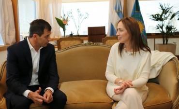 Bolívar: el intendente va por el desarrollo tecnológico de Bolívar