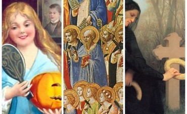 Se vienen Halloween, el Día de todos los Santos y el de los Fieles Difuntos