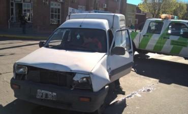 Accidente en Colón y España