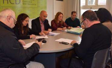 Sesiona el Concejo Deliberante para el tratamiento de 29 Expedientes