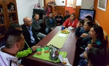 Eduardo Rodríguez: 'Estamos construyendo una alternativa seria, responsable y que piensa en los vecinos'