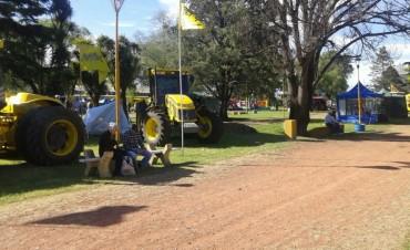 Expo Olavarría: llega el Ministro de Agroindustria y se inaugura oficialmente