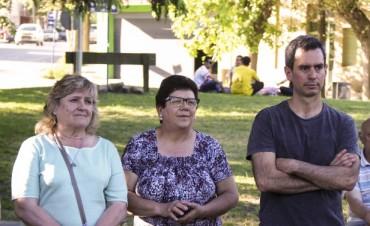 González Hueso participó del acto por el Día de la Lealtad Peronista