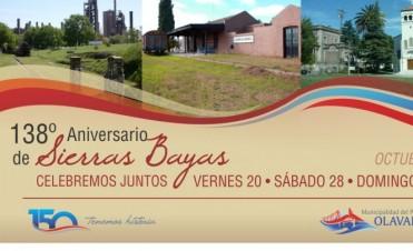 138º Aniversario de Sierras Bayas