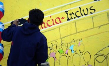 """Los murales abrazan el final de """"Puentes 150 años"""""""