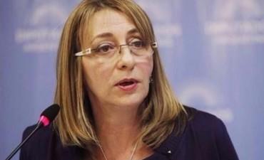 Renunció Alejandra Gils Carbó
