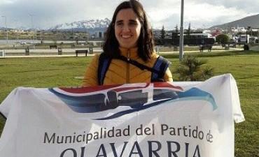 Natación:Daiana Moura contó sus vivencias en Ushuaia