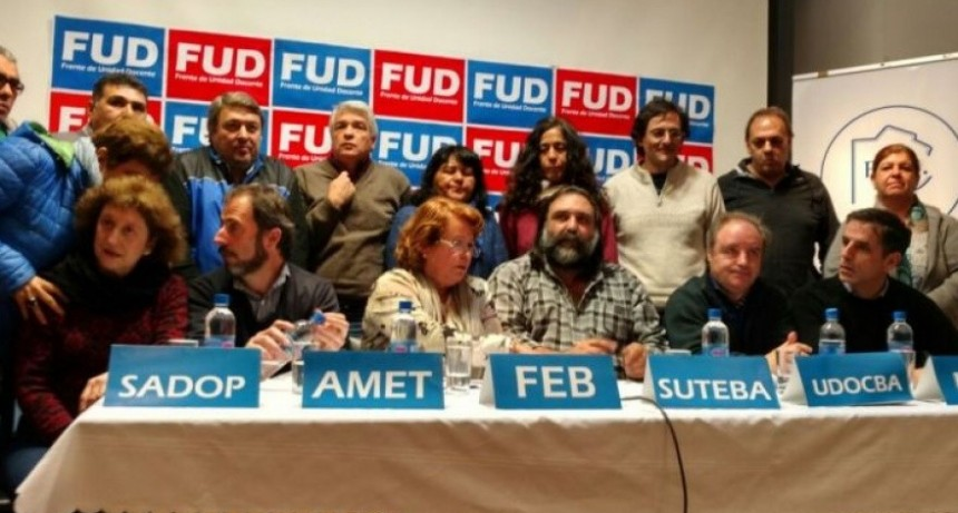Desde el Frente Gremial rechazaron el decreto y exigen convocatoria a paritarias