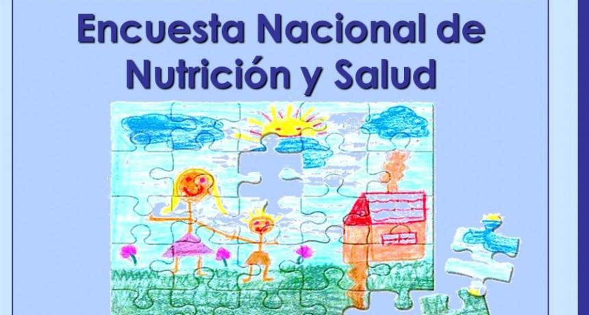 Salud puso en marcha la segunda encuesta nacional de nutrición