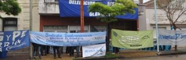 Los sindicalistas pedirán reunirse con el Ministro Oscar Cuartango. Se conformó la Delegación Regional de la CGT