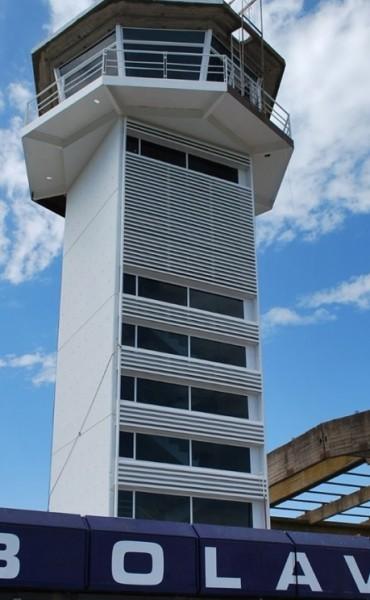 """""""El Aeropuerto de Olavarría se proyecta al futuro como un espacio ideal para la navegación"""""""